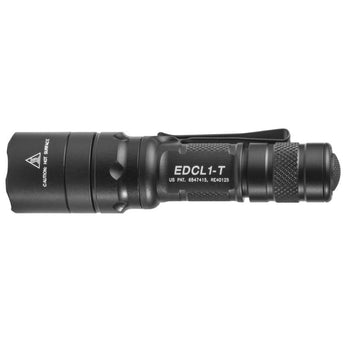 Dual-Output Everyday Carry LED Flashlight Profile Reverse - HCC Tactical