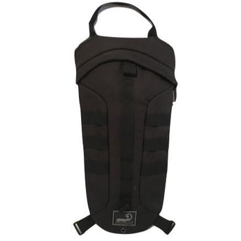 Black; Agilite Edge 3L Hydration Pack- HCC Tactical