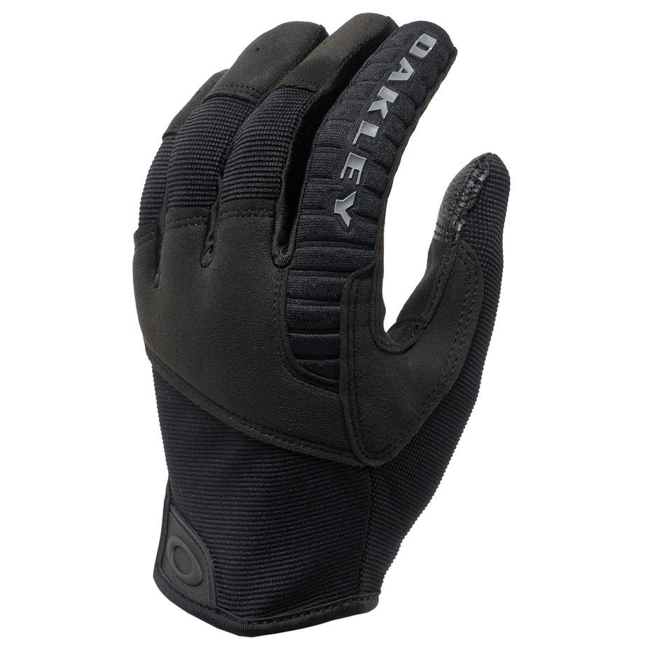 Black; Oakley Factory Lite Tactical Glove - HCC Tactical