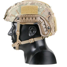 Ops-Core FAST Mesh Helmet Cover Side - HCC Tactical
