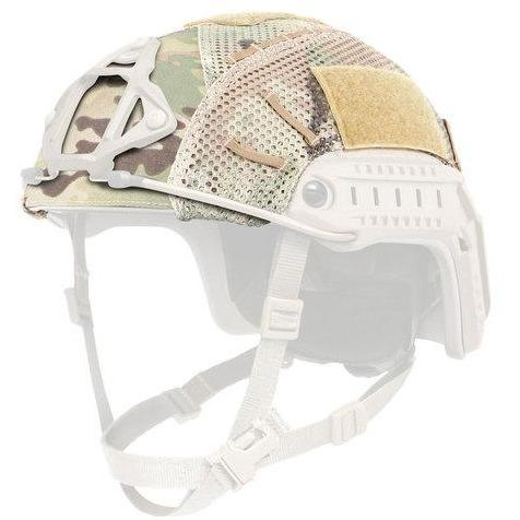 MultiCam; Ops-Core FAST Mesh Helmet Cover - HCC Tactical