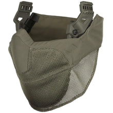 Ranger Green; Ops-Core Force on Force Mandible - HCC Tactical