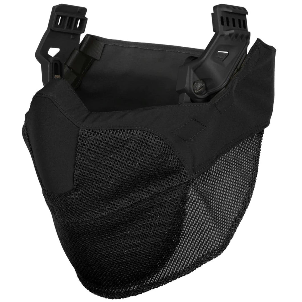 Black; Ops-Core Force on Force Mandible - HCC Tactical