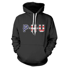 Black; Pipe Hitters Union Freedom Hoodie - HCC Tactical
