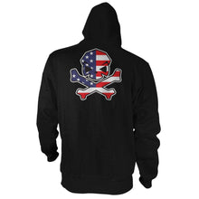 alt - Black; Pipe Hitters Union Freedom Hoodie - HCC Tactical
