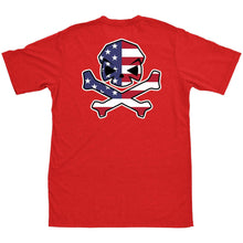 alt - Red; Pipe Hitters Union Freedom Tee - HCC Tactical