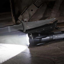FURY-DFT Dual Fuel Tactical LED Flashlight Hero2 - HCC Tactical