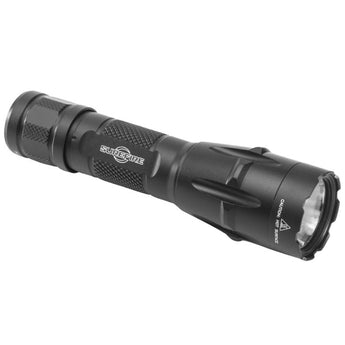 FURY-DFT Dual Fuel Tactical LED Flashlight Left Angle - HCC Tactical