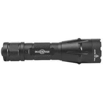 FURY-DFT Dual Fuel Tactical LED Flashlight Profile- HCC Tactical