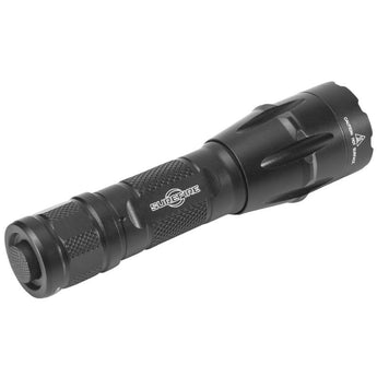 FURY-DFT Dual Fuel Tactical LED Flashlight Reverse Angle- HCC Tactical