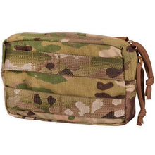 MultiCam; Chase Tactical General Purpose Horizontal Utility Pouch - HCC Tactical