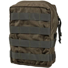 Ranger Green; Chase Tactical General Purpose Vertical Utility Pouch - HCC Tactical
