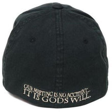 alt - Black; Pipe Hitters Union Gods Will Flexfit Hat - HCC Tactical