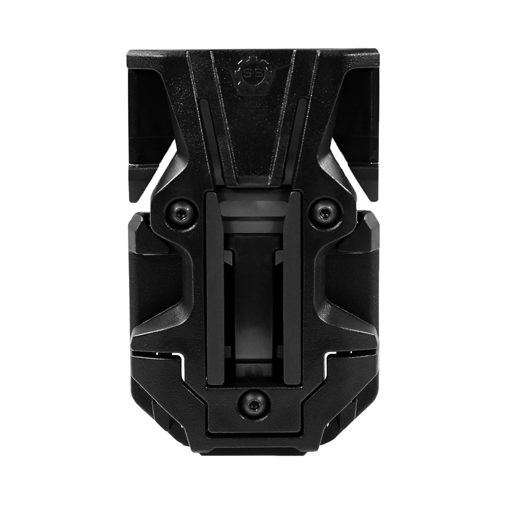 Black; S&S Precision Reinforced GRT Webbing Adapter - HCC Tactical