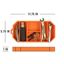 Grypmat Orange Small Dimensions - HCC Tactical