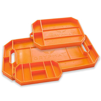 Orange; Grypmat Trio Pack - HCC Tactical