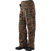 Woodland Digital; Tru-Spec H20 Proof ECWCS Pants - HCC Tactical