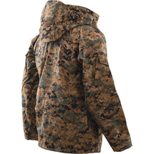 alt - Woodland Digital; Tru-Spec H20 Proof Gen 2 ECWCS Parka - HCC Tactical