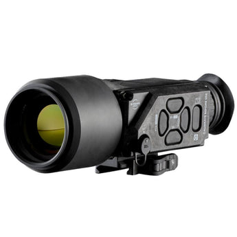 Black; N-Vision HALO-LR Thermal Scope - HCC Tactical