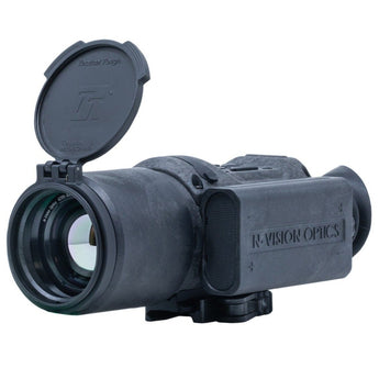 Black; N-Vision HALO-X Thermal Scope - HCC Tactical