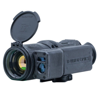 Black; N-Vision HALO-XRF Thermal Scope - HCC Tactical