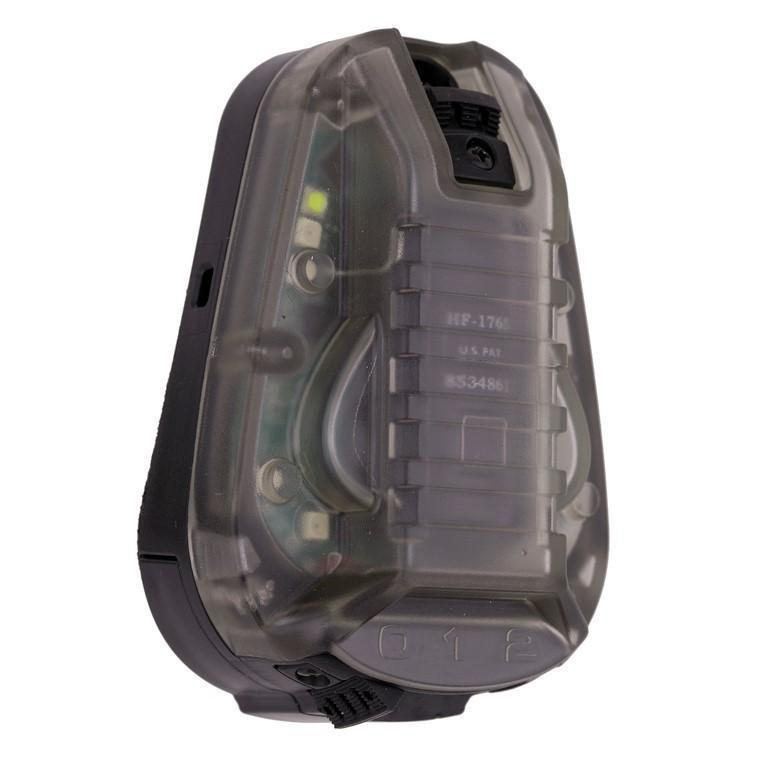 Black; CORE Survival HEL-STAR 6 Gen III SWIR - HCC Tactical