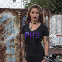 alt - Black / Purple; Pipe Hitters Union Hitter Five-0 - V-Neck - HCCTactical