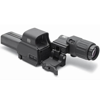 EOTech Holographic Hybrid Sight III™ 518.2 with G33.STS Magnifier Profile - HCC Tactical