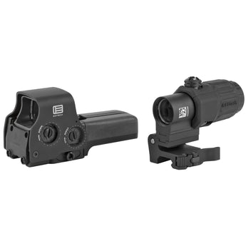 EOTech Holographic Hybrid Sight III™ 518.2 with G33.STS Magnifier Kit 2 - HCC Tactical