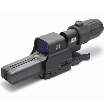 Black; EOTech Holographic Hybrid Sight III™ 518.2 with G33.STS Magnifier - HCC Tactical