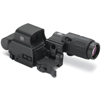 alt - Black; EOTech Holographic Hybrid Sight II™ EXPS2-2 with G33.STS Magnifier - HCC Tactical