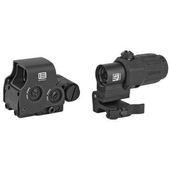 EOTech Holographic Hybrid Sight II™ EXPS2-2 with G33.STS Magnifier Reverse Profile - HCC Tactical