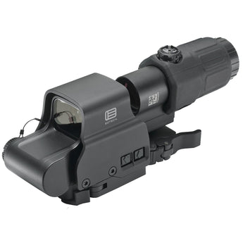 Black; EOTech Holographic Hybrid Sight II™ EXPS2-2 with G33.STS Magnifier - HCC Tactical