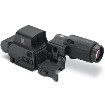 EOTech Holographic Hybrid Sight I™ EXPS3-4 with G33.STS Magnifier Profile - HCC Tactical