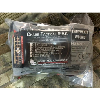 Chase Tactical IFAK / Basic Medical Refill - HCC Tactical
