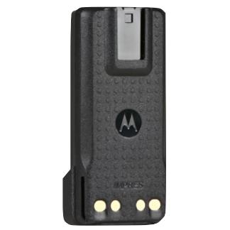 Black; Motorola IMPRES Submersible Battery - HCC Tactical
