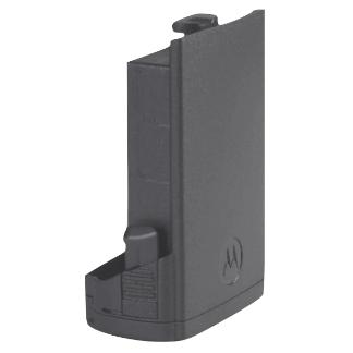 Black; Motorola IMPRES Li-Ion 2150Mah, Slim, IP67 - HCC Tactical