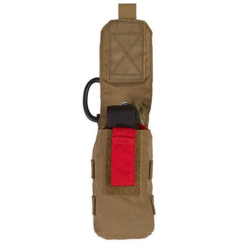 Chase Tactical Individual First Aid (IFAK) Pouch Open - HCC Tactical
