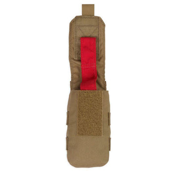 Chase Tactical Individual First Aid (IFAK) Pouch Open 2 - HCC Tactical