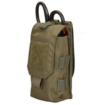 Ranger Green; Chase Tactical Individual First Aid (IFAK) Pouch - HCC Tactical