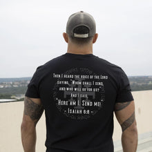Pipe Hitters Union Isaiah 6.8 Tee Back - HCC Tactical