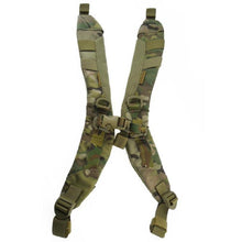 MultiCam; Agilite K Series Padded Shoulder Straps - HCC Tactical