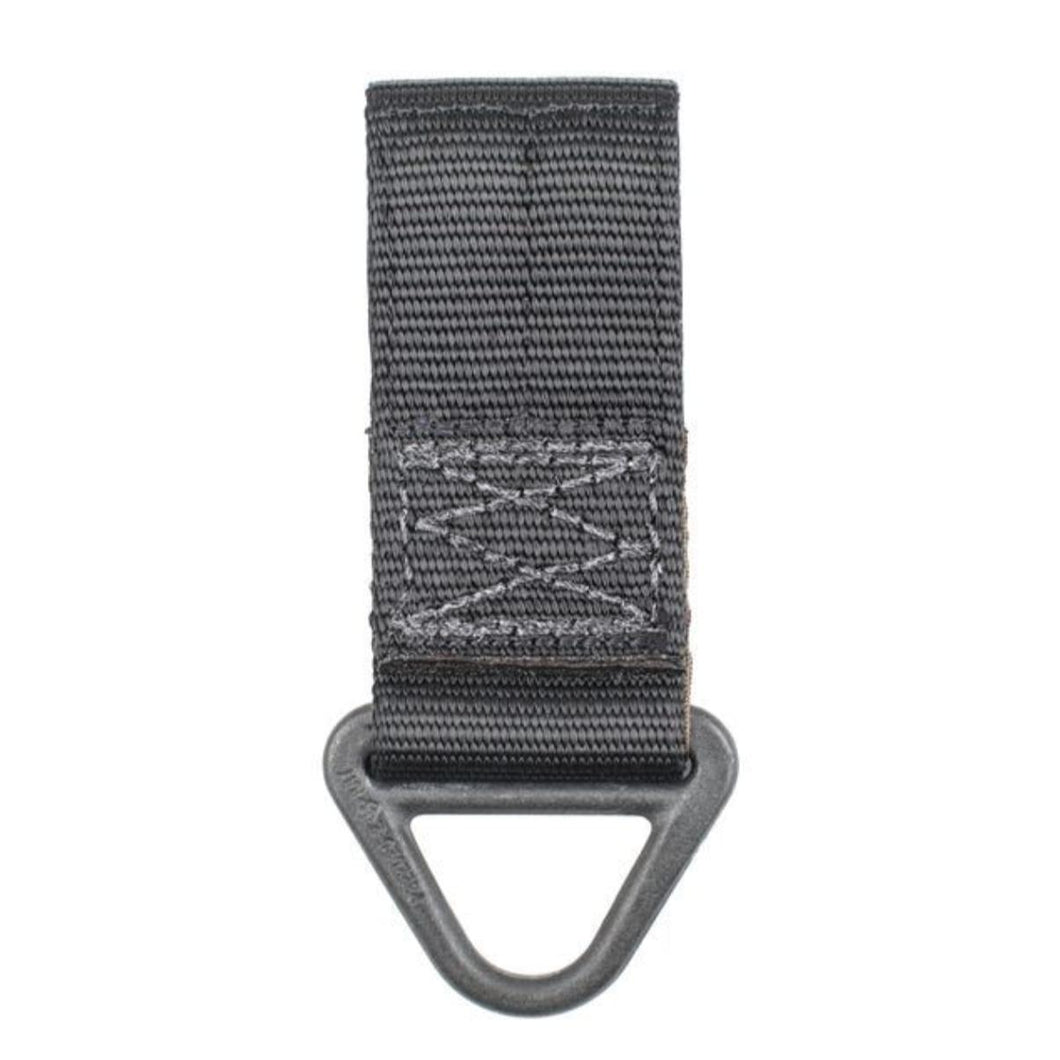 Black; First Spear Lanyard V-Ring - HCC Tactical