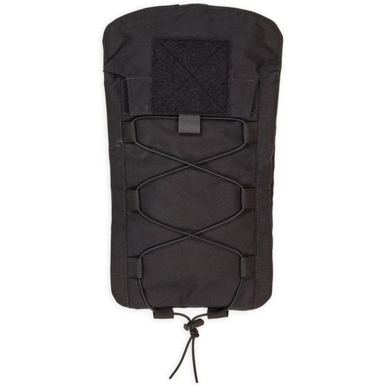 Black; Chase Tactical Large Hydration Pouch - HCC Tactical