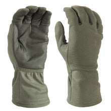 Sage Green; Massif - Cold Weather Flight Glove (FR) - HCC Tactical
