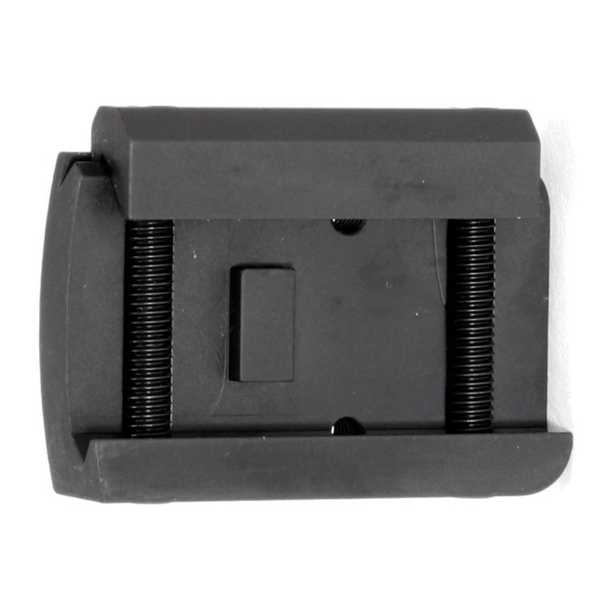 Black; Trijicon Low Picatinny Rail Mount for RMR®/SRO™ - HCC Tactical