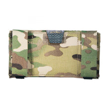 S&S Precision Low Profile Admin Pouch Back - HCC Tactical