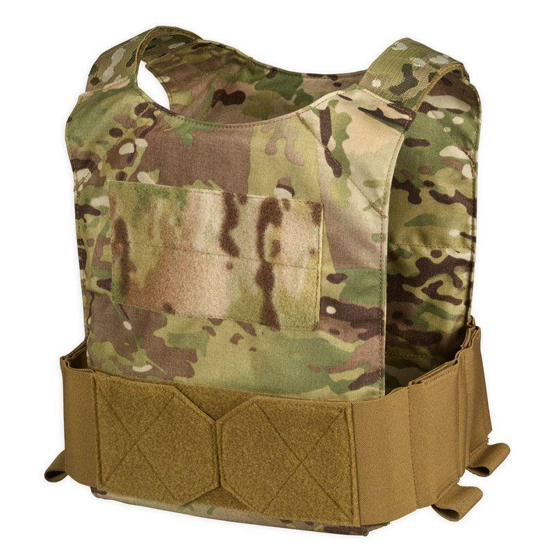 MultiCam; Chase Tactical Low-Vis Armor Plate Carrier (LVPC) - HCC Tactical