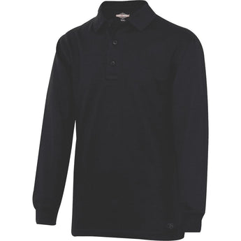 Black; Tru-Spec LS Original Polo - HCC Tactical