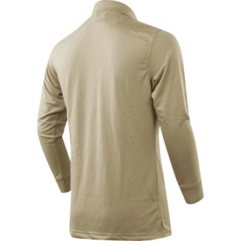 alt - Silver Tan; Tru-Spec LS Performance Polo - HCC Tactical